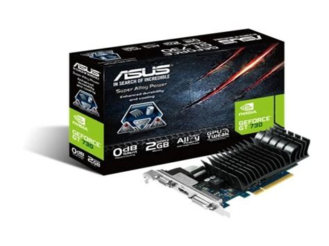 Vga Asus Gt 730 2gb asus geforce gt 730 2gb graphics card 90yv06p0 m0na00 ccl computers