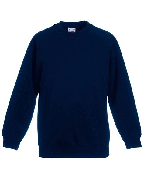 Navy Sweatshirt Sweater plain navy sweatshirt clothing