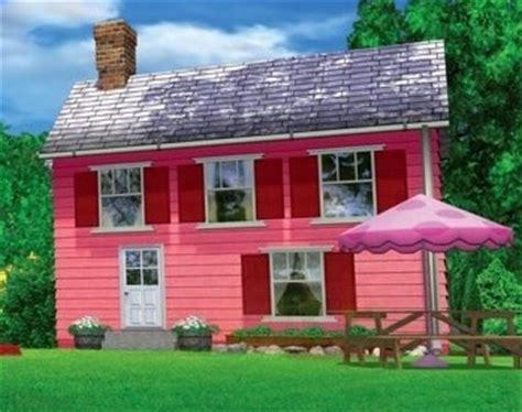Backyardigans Houses Uniqua The Backyardigans Wiki