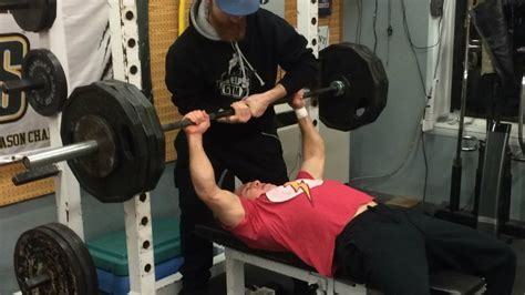 nfl players bench press no excuses finding the strength to crush all obstacles