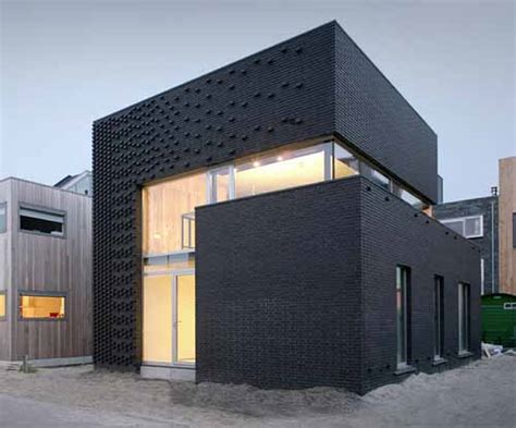 all black house paint it black all of it california home design