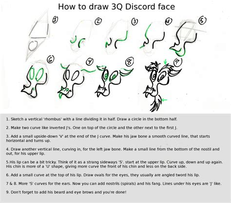 How To Search For On Discord How To Draw 3q Discord By Nstone53 On Deviantart