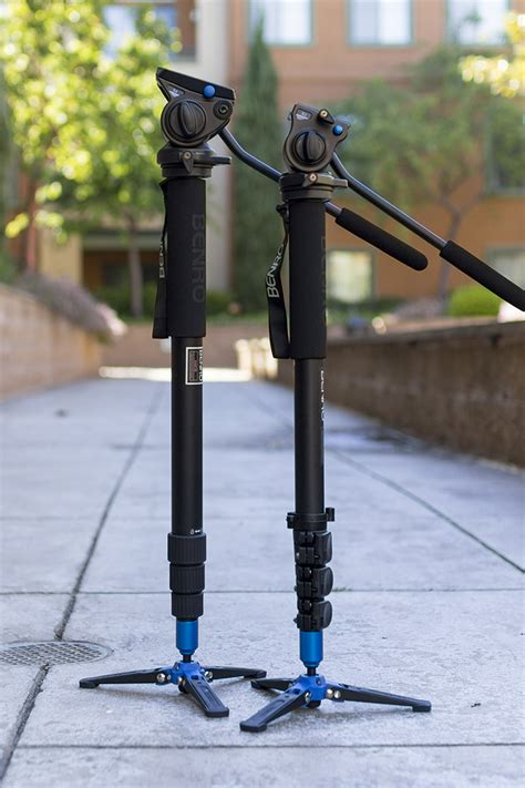 Monopod Benro fstoppers reviews the benro s2 and s4 monopods