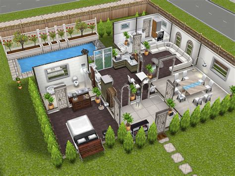 sims complete collection house designs house decor