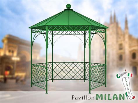 pavillon metall pavillon metall gartenlaube gazebo milan ausgefallen