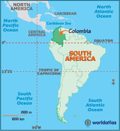 map of columbia colombia map geography of colombia map of colombia worldatlas