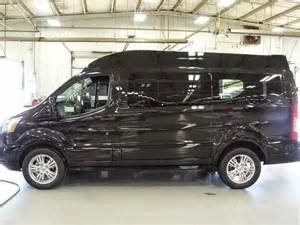 Ford Conversion Conversions For Sale 2015 Ford Transit Conversion