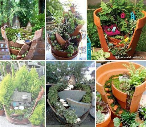 backyard fairy garden share