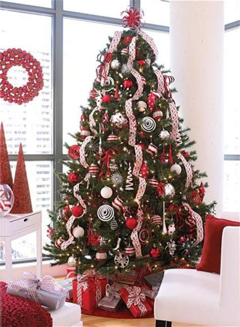 white decorated tree ideas tree decoration with tree decoration