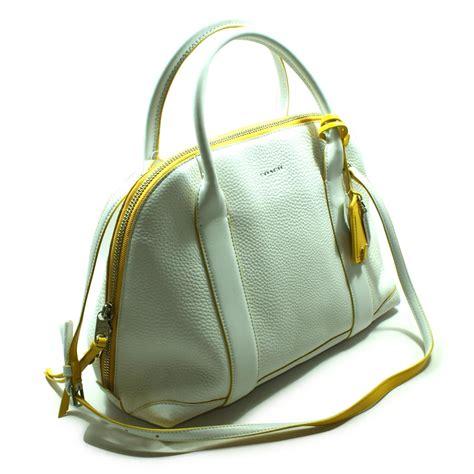 Coach Signature Massenger Bag Large Authentic Product coach authentic crossbody bag white asian tote bag