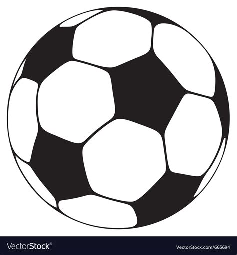 vector stock images soccer royalty free vector image vectorstock