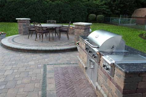outdoor kitchen contractor decorate unilock outdoor kitchens bistrodre porch and