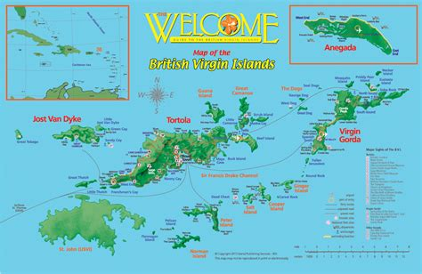 british virgin islands anchorages