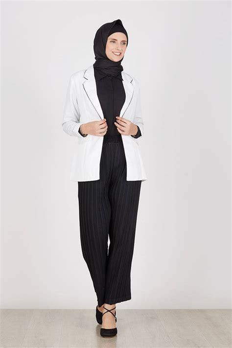 Koleksi Baju Atasan Masa Kini Model Outer Favorit Wanita