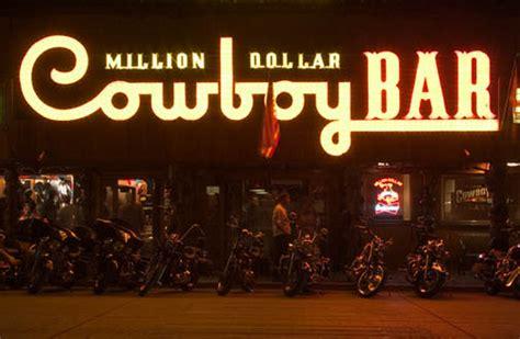 theme bar names starting a cowboy bar