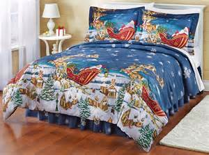 15 cutest christmas comforters and bedding sets 2015