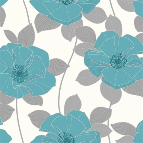 teal and black wallpaper uk arthouse dakota motif wallpaper teal silver grey