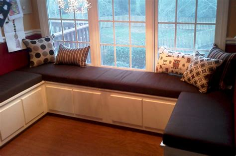 Banquette Pillows by Breakfast Nook And Banquette Cushions Traditional Seat