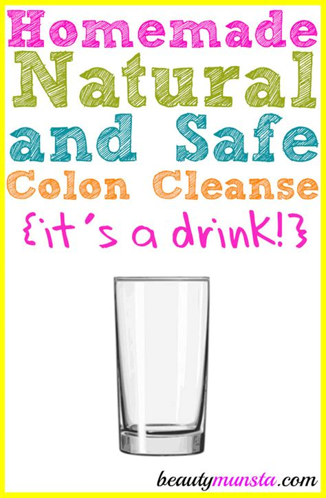Safe Detox Cleanse Recipes by Safe Colon Cleanse Beautymunsta