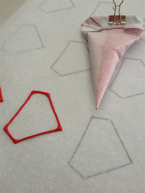 How To Make Piping Bag Out Of Parchment Paper - dough and batter cupcake toppers for s