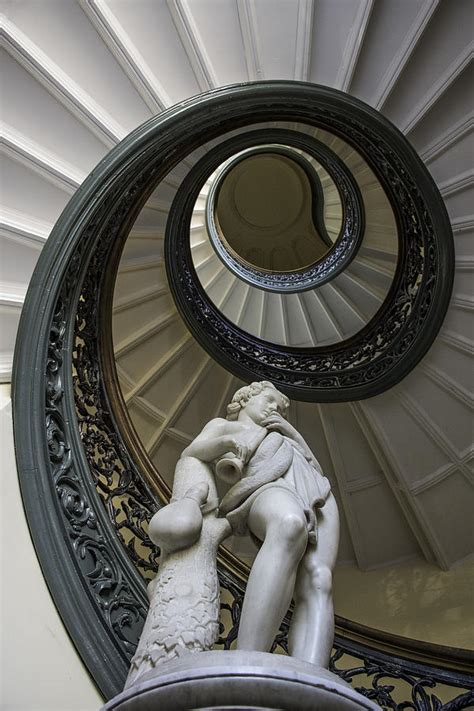 Home Decor Peabody Peabody Institute Spiral Staircase Photograph By Steve