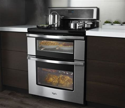 oven electric range with induction cooktop whirlpool oven electric range whirlpool brand