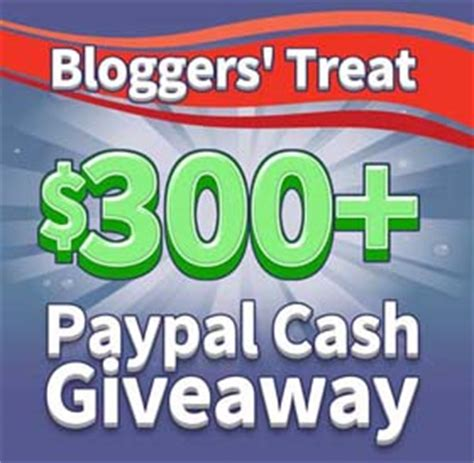Win Free Money Paypal - win 300 paypal cash giveaway the bandit lifestyle