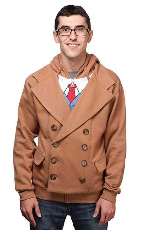 Sweater Hodie Zipper The Doktor Hodie The Doktor Aif612 doctor who hoodie is warmer on the inside whoodie technabob