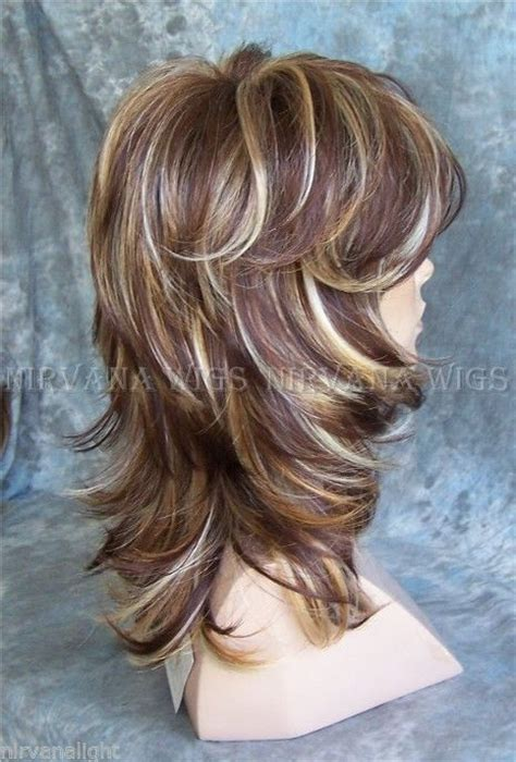 multi layered haircuts long hair 20 best images about cabello on pinterest bouffant