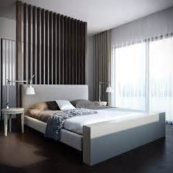 Simple Modern Curtains Inspiration Simple Modern Bedroom Interior Design Ideas