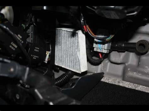 Air Duster Ats kabinenluftfilter wechseln renault latitude