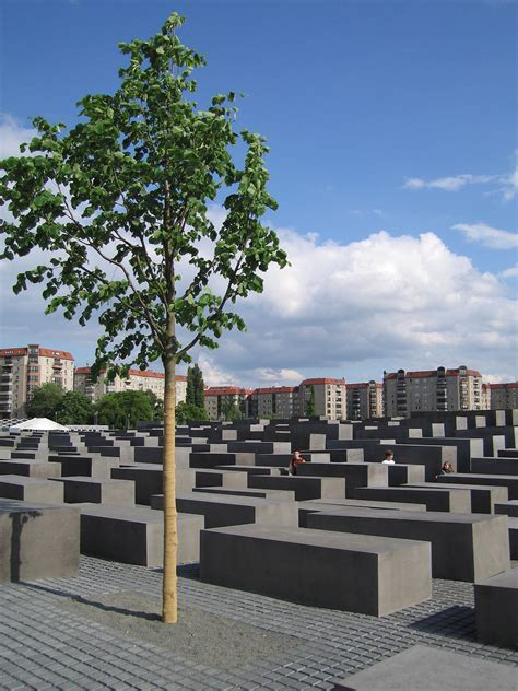 Jews Also Search For Memorial To The Murdered Jews Of Europe