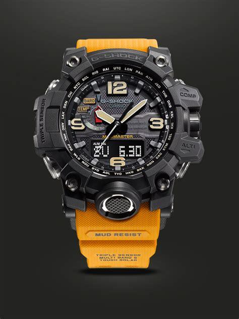 G Shock Gwg 1000 Black Orange Box Exclusive 1 mudmaster g shock casio