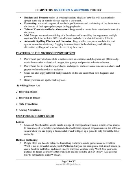 Business Letter Questions business letter question and answer 28 images 24