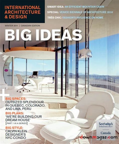 interior design magazine download pdf international architecture design magazine winter 2011