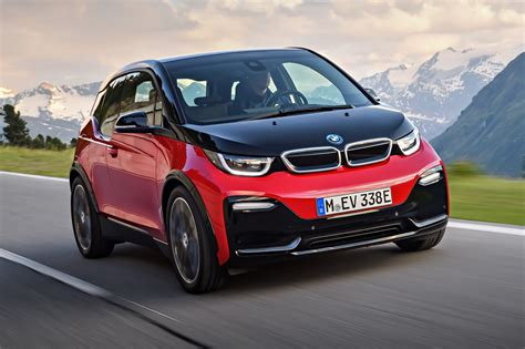 bmw i3 warm ev anyone bmw i3 s surges in ahead of frankfurt
