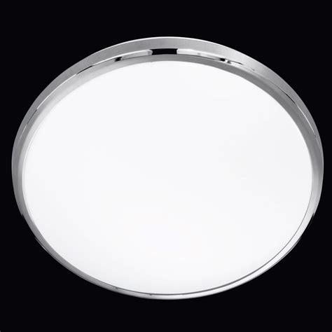 Circular Ceiling Lights 42cm Led Flush Fitting Ceiling Light