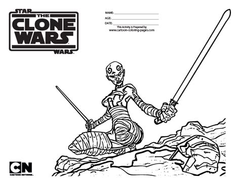 coloring pages wars the clone wars clone wars coloring pages for