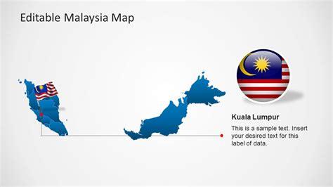 6407 01 malaysia map 5 slidemodel