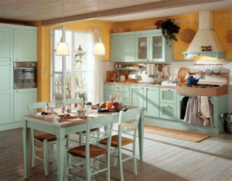Cottage Kitchen Islands 44 Tolle Designs Von Shabby Chic K 252 Che Archzine Net