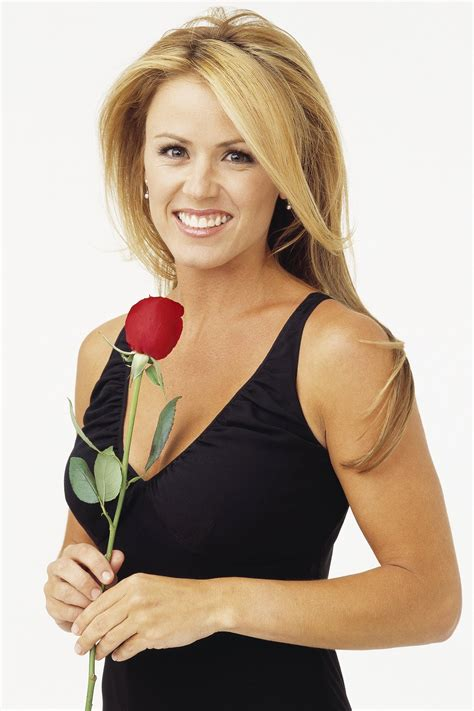 Trista Is by The Bachelorette Every Season Ranked Time