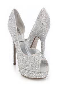 Sofas For Cheap Online Silver Peep Toe Rhinestone Decor Pumps Amiclubwear Heel