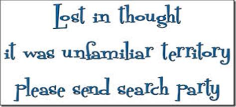 thoughts and search on lost in thought the deluded divathe deluded Lost