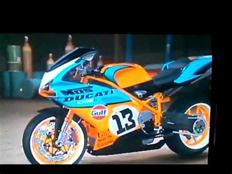 gulf racing motorcycle ducati quot gulf quot racing bike mncla