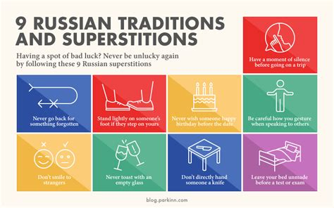 bad luck superstitions how to avoid a spot of bad luck in russia park inn by