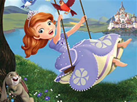 Sofia The First Games Online Free Puzzle Games