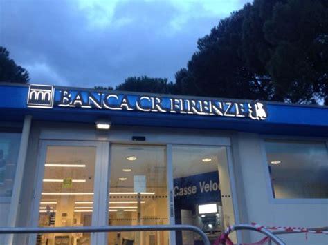 banca cf firenze banca cr inaugura la filiale rinnovata nello stabilimento