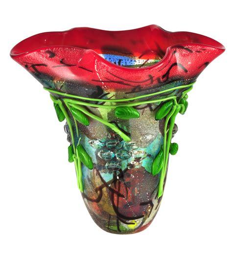 Dale Tiffany Vases Dale Tiffany Av13080 Henton Art Glass Vase