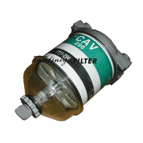 Volvo Fuel Filter Water Separator Assy diesel fuel water trap separator assy cav 296 fuel