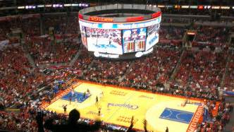 section pr12 staples center clippers lakers staples center section 333